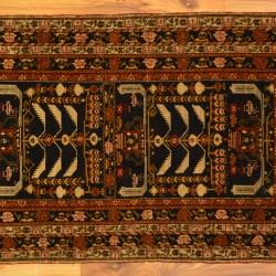 1967 - Vintage Beluch Tribal Rug