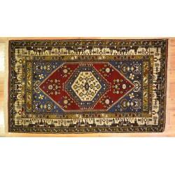 1857 - Vintage Yahyali Village Carpet - Turkey