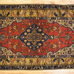 1841 - Vintage Yahyali Village Carpet – Turkey