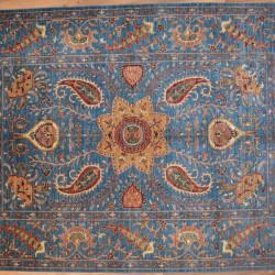 1552 - Suzani Design Carpet - 100% Natural Dyes