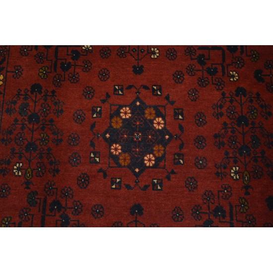 1615 - Turkmen Afghan Carpet