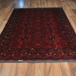 1613 - Turkmen Afghan Carpet