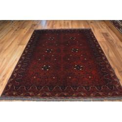 1612 - Turkmen Afghan Carpet