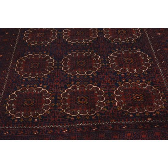 1602 - Turkmen Afghan Carpet