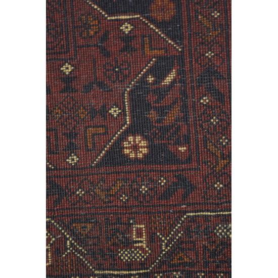 1596 - Turkmen Afghan Carpet