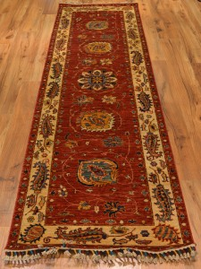 1808 - Contemporary Rug Collection with Suzani Design