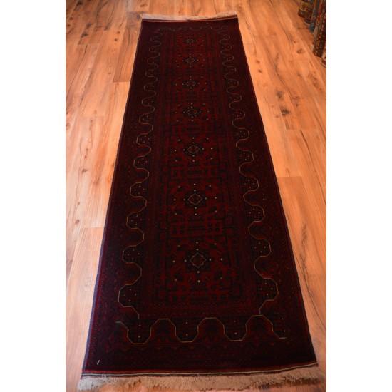 1743 - Afghan Bilcik Hall Runner carpet
