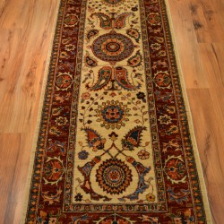 1727 - Contemporary Rug Collection with Suzani Design
