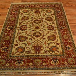 1701 - Contemporary Rug Collection with Suzani Design