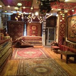 Antique Malatya Carpet - Superb colors !