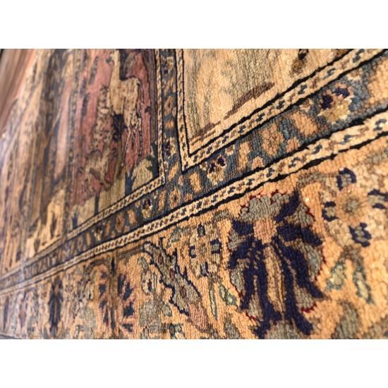 2559 - Soft Vintage Pastel Hallway Rug - Multiple Niche Kayseri